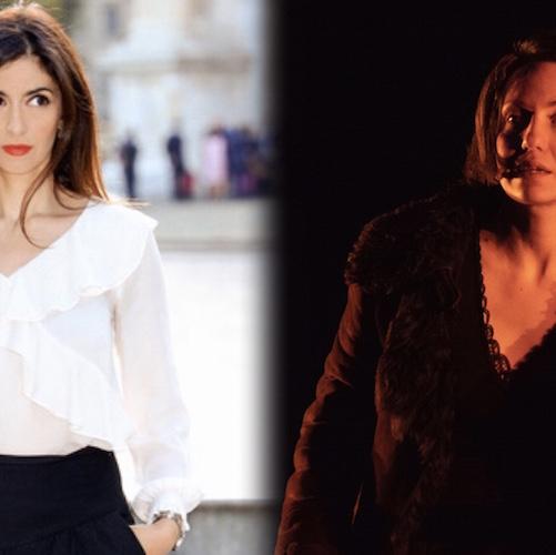 Cinzia Spanò in dialogo con Serena Balivo