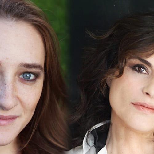 Laura Marinoni in dialogo con Leda Kreider